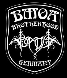 Aufnäher / Patch BMOA Brotherhood - offizieller BMOA Patch