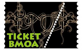 Ticket für das 21. BMOA 2019