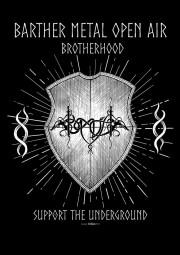 Barther Metal Open Air Supporter Girlie- Brotherhood