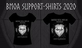 Barther Metal Open Air Supporter Shirt - Brotherhood