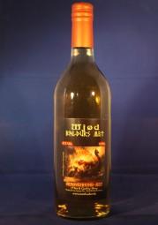 Baldur´s Mjød - Orangenhonig-Met 10 % - 0,75 Liter