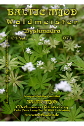 Met mit Waldmeister - Baltic Mjød - 0,7 l - 10 %